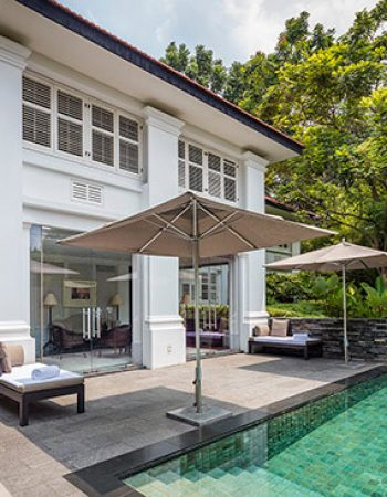 Colonial Manors – Capella Hotel Singapore Sentosa