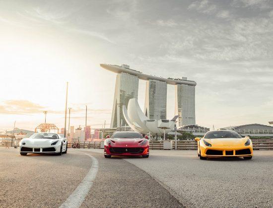 Ital Auto Pte Ltd. – Ferrari Singapore