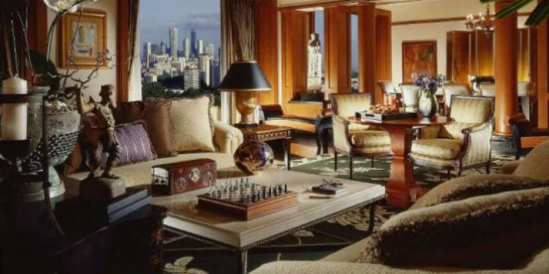 Presidential Suite – Four Seasons Hotel Singapore