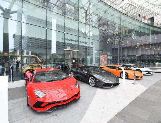Eurosports Auto Pte Ltd – Lamborghini Singapore