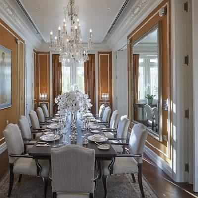 Royal Suite – Mandarin Oriental Hotel Bangkok