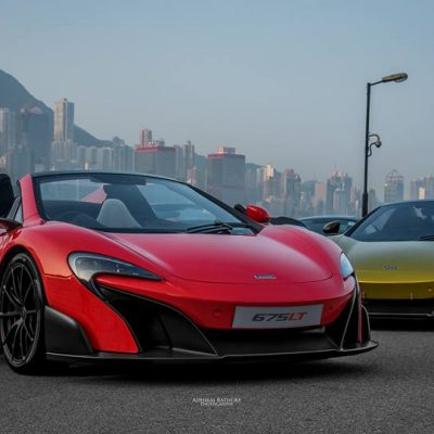 McLaren Hong Kong