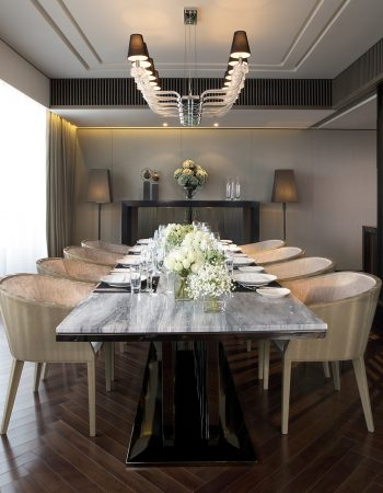 Imperial Suite – The Okura Prestige Hotel Bangkok