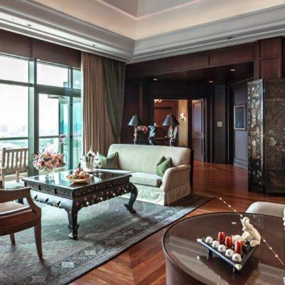 The Peninsula Suite – The Peninsula Hotel Bangkok