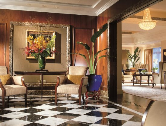 Shangri-La Suite – Shangri-La Hotel Singapore