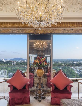 Presidential Suite – The St. Regis Hotel Singapore