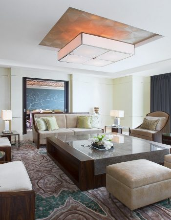 Presidential Suite – The Westin Hotel Singapore
