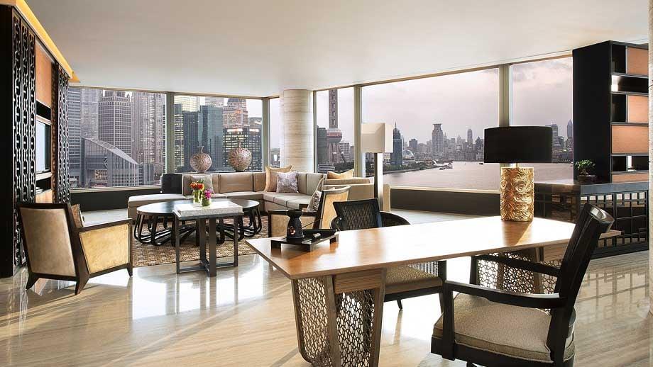 banyan tree shanghai bund suite
