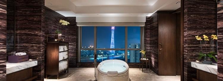 Conrad hotel guangzhou presidential suite