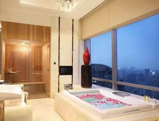 Presidential Suite – DoubleTree by Hilton Guangzhou