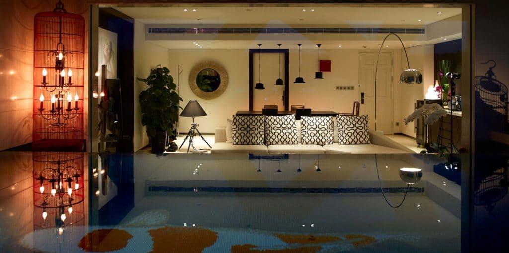 eclat beijing hotel presidential suite