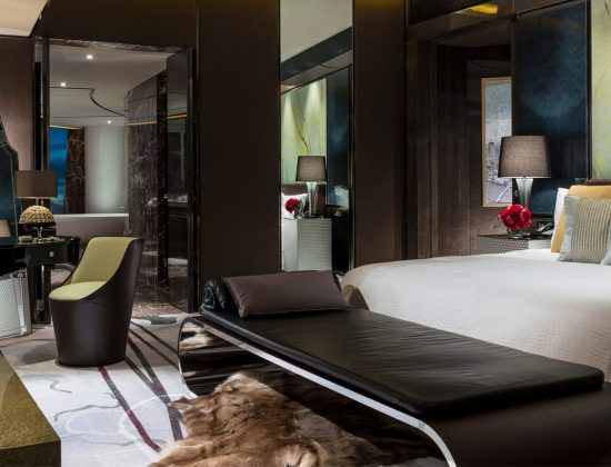 Presidential Suite – Four Seasons Hotel Guangzhou