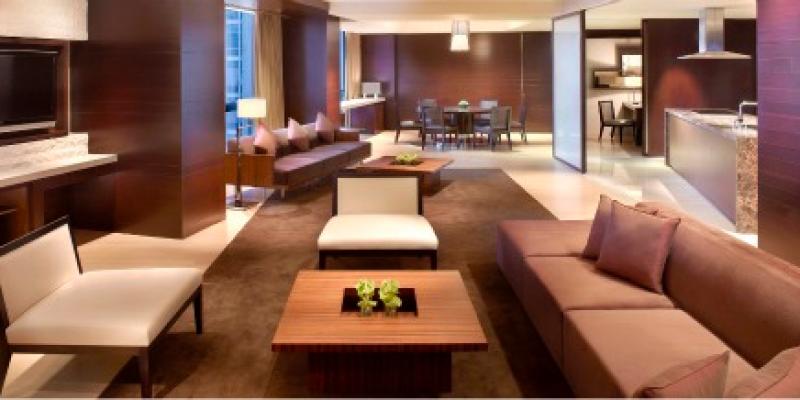 Presidential Suite – Grand Hyatt Guangzhou
