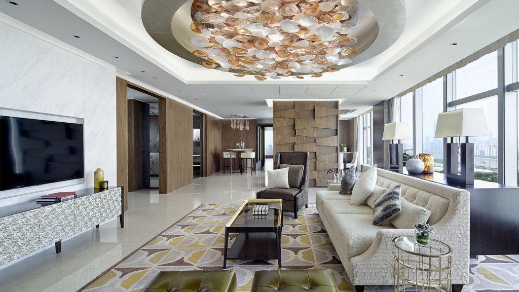 langham place guangzhou chairman suite