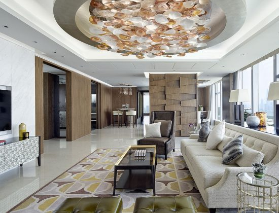 Chairman Suite – Langham Place Guangzhou