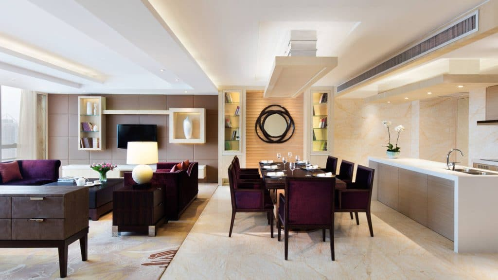 marriott hotel guangzhou tianhe presidential suite