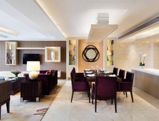 Presidential Suite – Guangzhou Marriott Hotel Tianhe
