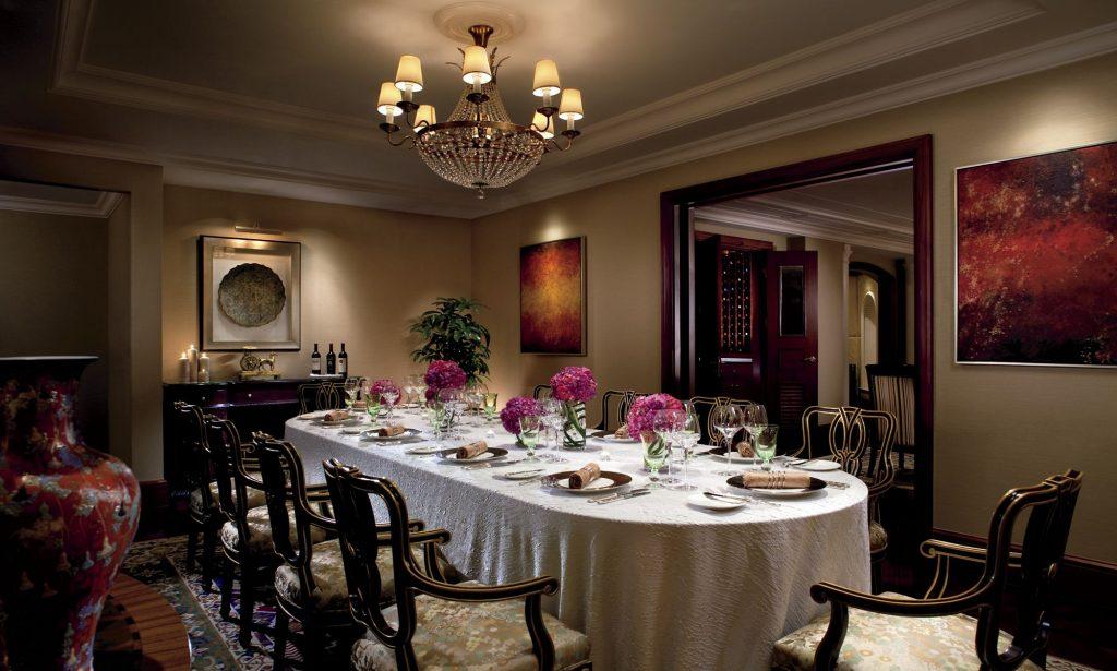 ritz-carlton suite at ritz-carlton hotel guangzhou