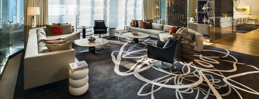 W hotel guangzhou extreme wow suite