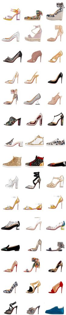 4dc87d2a4c32 Louboutin at Paris Fashion Week – Fall Winter 2018 Collection - Top ...