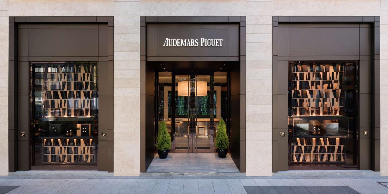 Audemars Piguet Boutique Osaka Top Luxury Asia