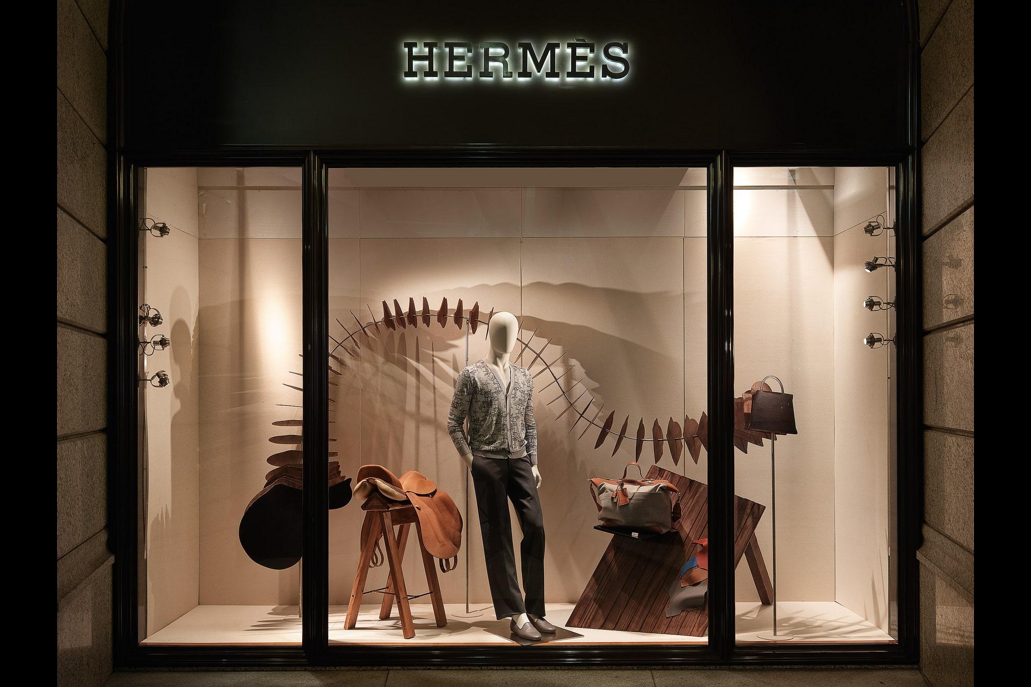 Hermès Taipei Sogo Fuxing - Taiwan - Top Luxury Asia
