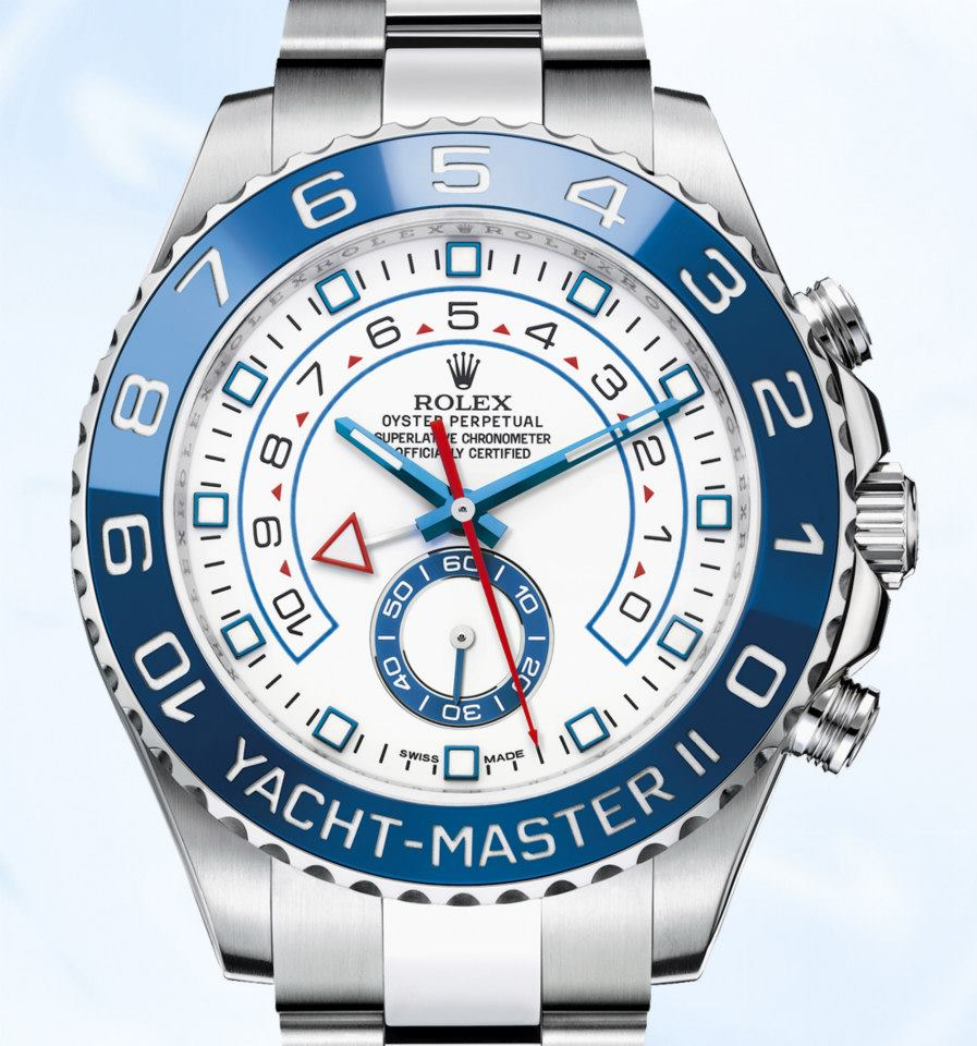 Rolex Yacht Master II luxury Watch